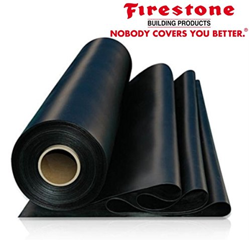 15' X 30' Firestone Rubberguard™ 60 Mil Epdm Roofing Rubber by RubberGard