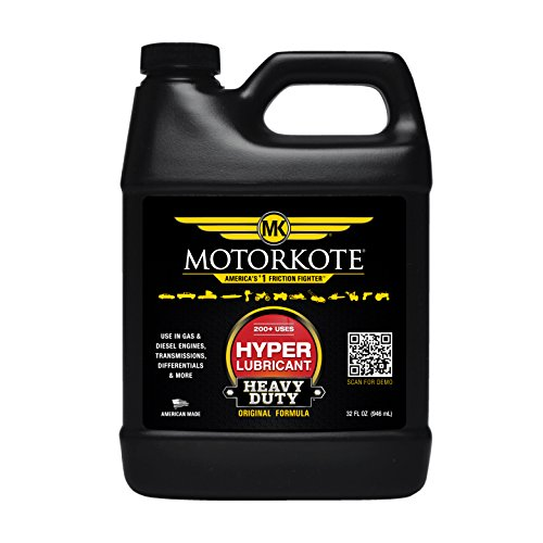 Motorkote MK-HL32-06 Heavy Duty Hyper Lubricant, 32-Ounce, Single