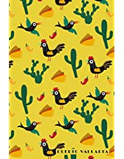 Puerto Vallarta: Mexico Pacific Coast Jalisco State Notebook Journal Diary for Men, Women, Teen & Kids