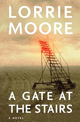 book cover of A Gate at the Stairs