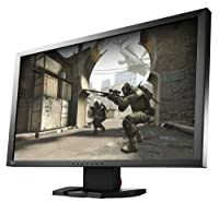 Gaming Monitor That Is Always on Target Play games or watch videos in comfort with a monitor and stand that offer a wide range of adjustment options: the EIZO FORIS FG2421. The back of the monitor has a built-in handle for carrying th...