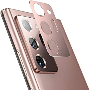 واقي كاميرا هاتف سامسونج نوت 20 الترا، غطاء كاميرا معدني يحمي عدسة كاميرا هاتف سامسونج نوت 20 الترا 5 جي بحجم شاشة 6.9 انش.
