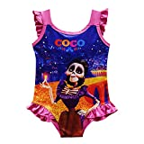 PCLOUD Kid Girls Coco One-Piece Swimsuit