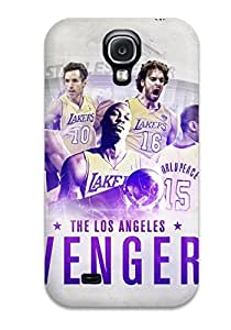 Hot los angeles lakers nba basketball (80) NBA Sports & Colleges colorful Samsung Galaxy S4 cases