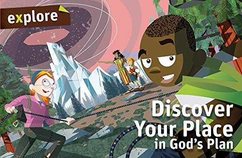 Discover Your Place in God's Plan (Explore) (Plan Place)