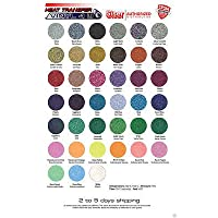 Siser Easyweed & Siser Glitter Heat Transfer Vinly Bundle Deal (8 sheets of Easyweed and 4 sheets of Glitter. Message color selection)