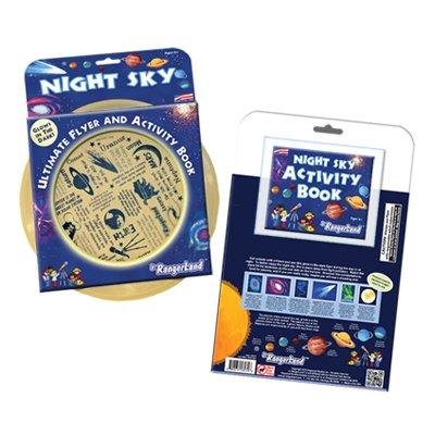 人気デザイナー JR。RangerLand Night Night Sky Sky Flyer &アクティビティブック Flyer B00QMLO462, 今井書店:7a985c5f --- irlandskayaliteratura.org