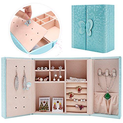 Quilt Jewelry Case - 9