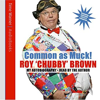 Really. Roy chubby brown walks off something