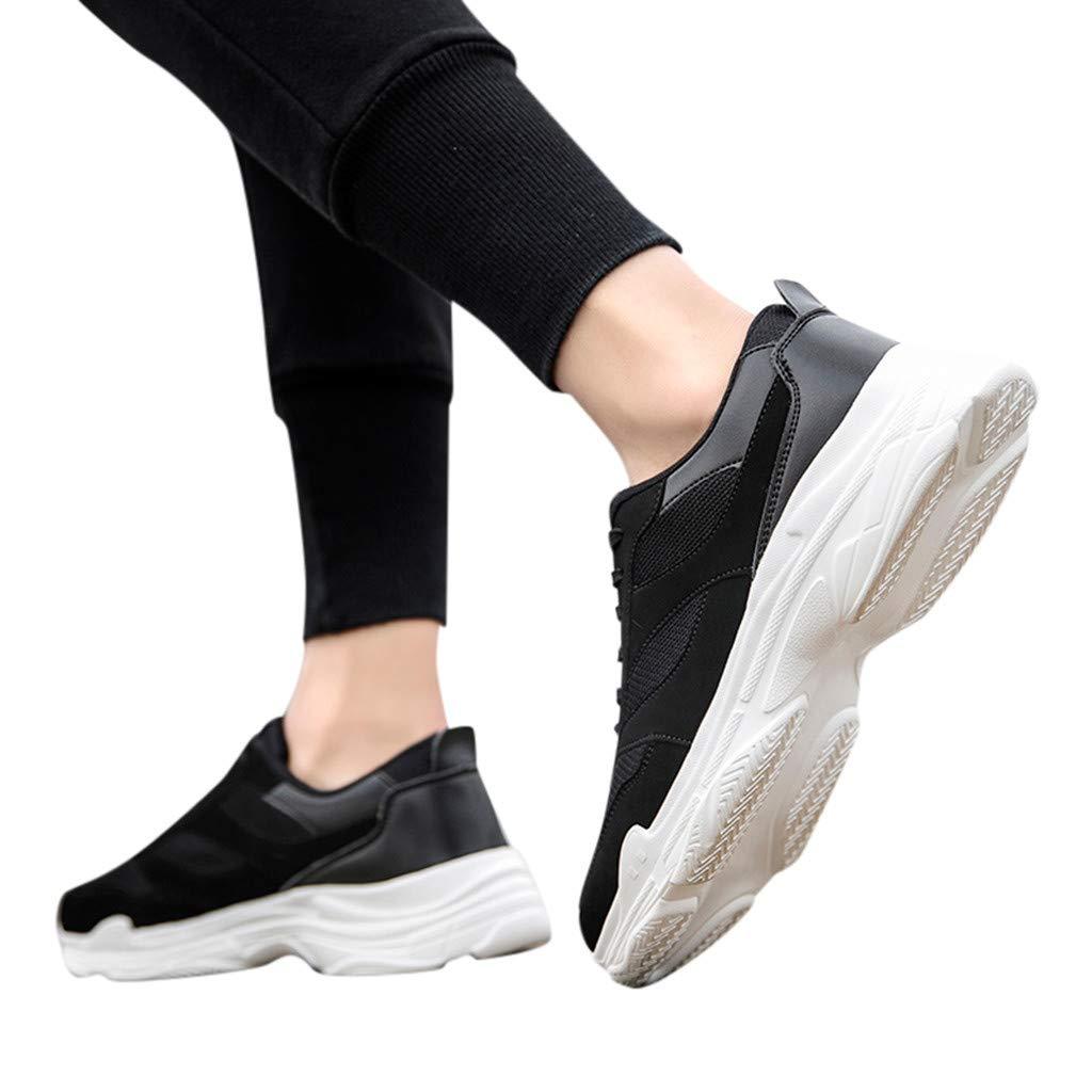 /à Fond /épais Basket Blanche Pas Cher Montante Solde Marque Hiver avec Scratch Shoes Running Sneaker Chaussures Sport Sauvages 2019 Chaussures de Course Grande Taille pour Hommes /épaisses