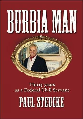 Book Burbia Man