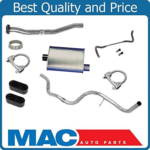 New Muffler Exhaust System Fits For Ford Ranger 98-00 126 Inch Wheel Base ONLY 2.5L 3.0L 4.0L