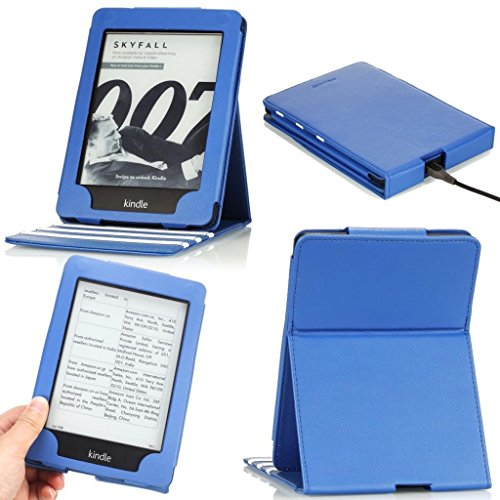 MoKo Kindle Paperwhite Vertical Flip Funda