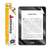 Amazon Kindle Voyage Screen Protector [3-Pack], DeltaShield BodyArmor Full Coverage Screen Protector for Amazon Kindle Voyage Military-Grade Clear HD Anti-Bubble Film