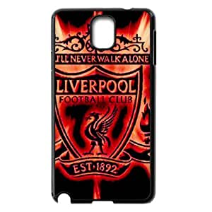Liverpool Logo For Samsung Galaxy Note3 N9000 Csae protection phone Case FX261531