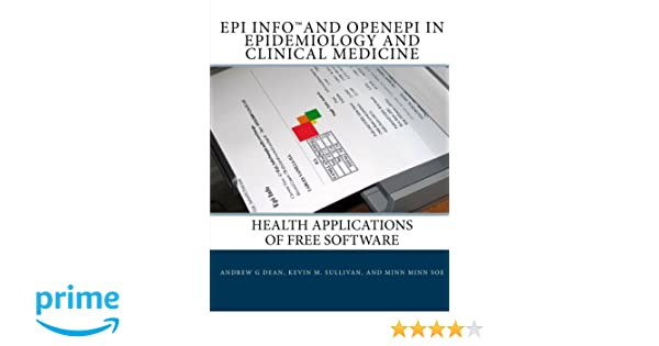 Epi Info and OpenEpi in Epidemiology and Clinical Medicine ...
