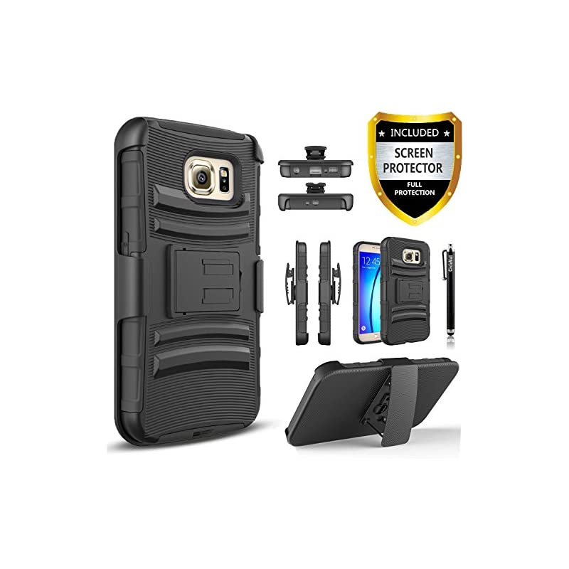 Galaxy S6 Case, [NOT FIT S6 Edge] Phone