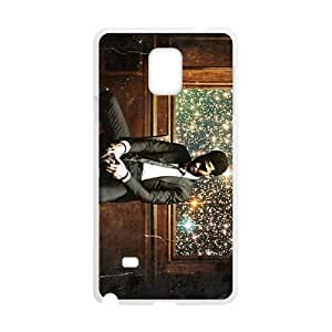 Lonely Man Cell Phone Case for Samsung Galaxy Note4