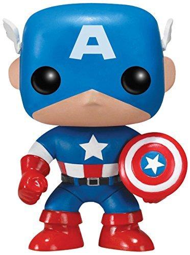[Captain America] (Vinyl Rock Star Costumes)