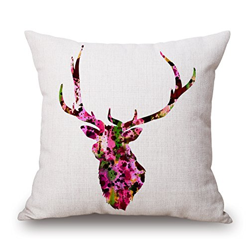 [Artistdecor Pillow Cases Of Deer,for Valentine,monther,home,saloon,home,study Room 16 X 16 Inches / 40 By 40 Cm(twin] (Oriole Bird Costume)