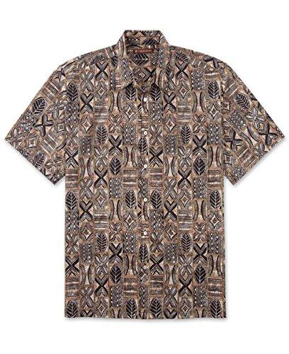 tori-richard-big-and-tall-mapquest-hawaiian-shirt-brown-3x