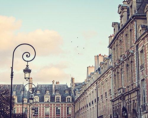 Place des Vosges Fine Art Photography by Melanie Alexandra