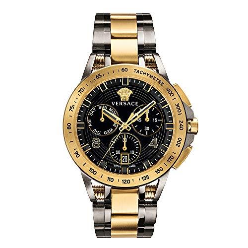 Versace Dress Watch (Model: VERB00418) (Watches Men Versace)