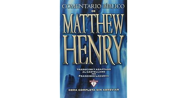 COMENTARIO BIBLIA STRONG EPUB