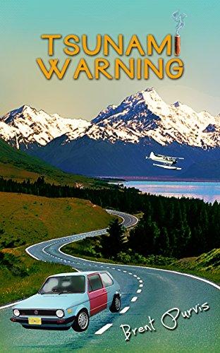 Tsunami Warning (Jim and Kram Funny Mystery Series Book 2)