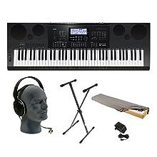 Casio WK7600 PPA 76 Key Premium Keyboard Package