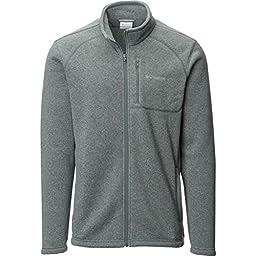 Columbia Men\'s Horizon Divide Jacket, Pond Heather, Medium