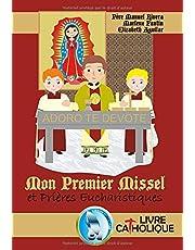 Mom premier Missel et Prières Eucharistiques.