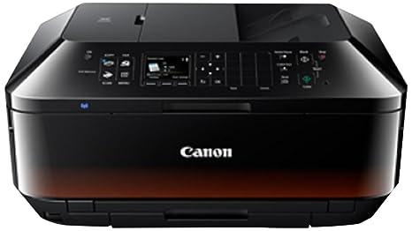 Canon Pixma MX 725 - Impresora multifunción de Tinta (WiFi, USB, 2400 x 9600 dpi), Negro