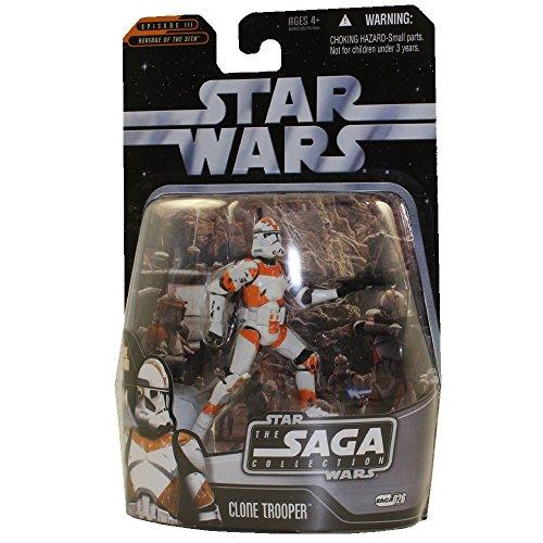 Star Wars - The Saga Basic Figure - Clone -