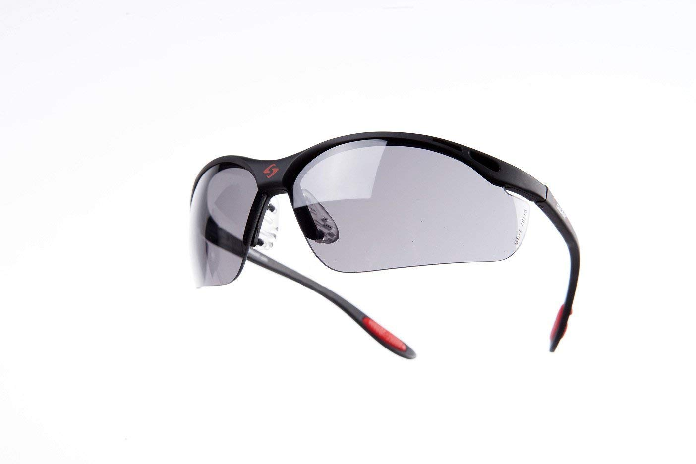 Gearbox Vision Eyewear B00M39F2LS Red  Red|Clear, ユアサチョウ e1a4d715