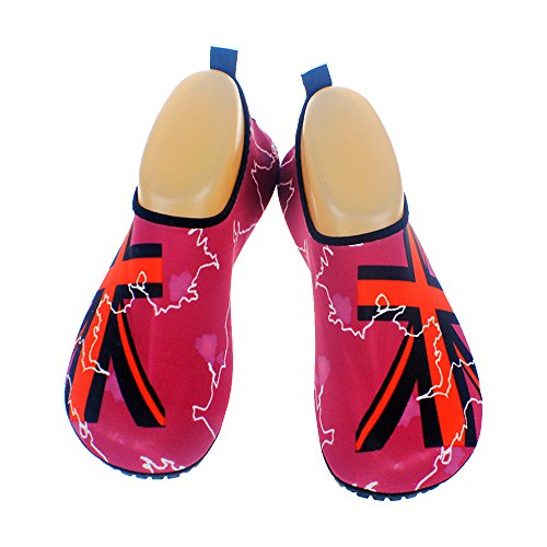 Taille De De Plongée Plage Douce Chaussures Chaussures Chaussures Style Confortable Nus Gymnase De Yoga Pieds 3 Eastlion De Adulte Fa6pFfq