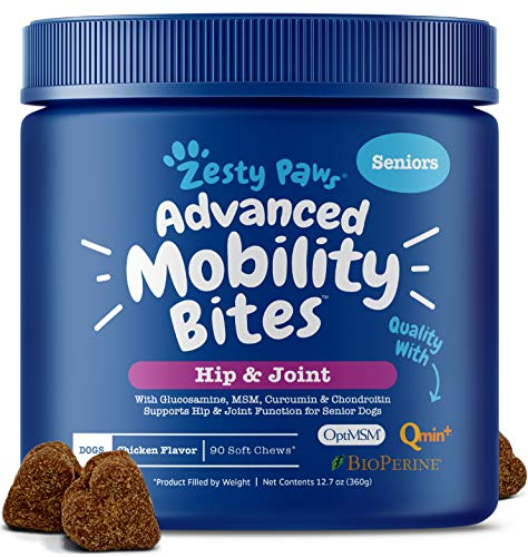 Senior Advanced Glucosamine for Dogs