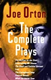 The Complete Plays, Joe Orton, 0802132154