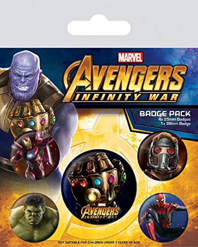 10 Paquet 25mm 15 38mm Cm amp; Infinity De Avengers X War Badges 1 4 4d7qHwqx