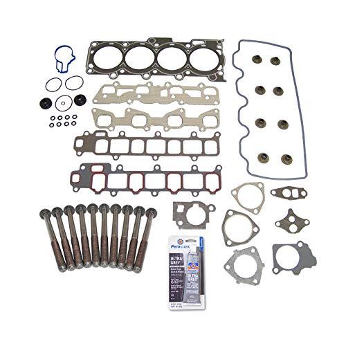 Head Gasket Set Bolt Kit Fits: 91-02 Saturn SC1 SL SL1 SW1 1.9L SOHC 8v
