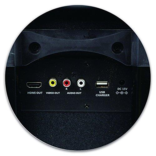 Akai KS838-BT The Ultimate Bluetooth Party Machine, 7'' by Akai (Image #8)