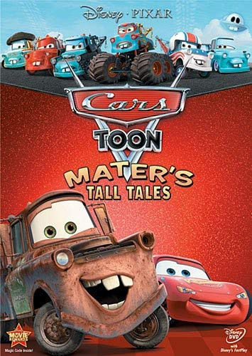 Cars Toon: Mater's Tall Tales -