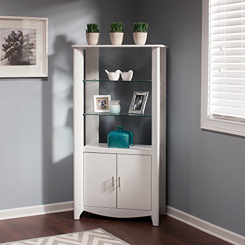 Living Room Corner Storage Cabinets: Amazon.com
