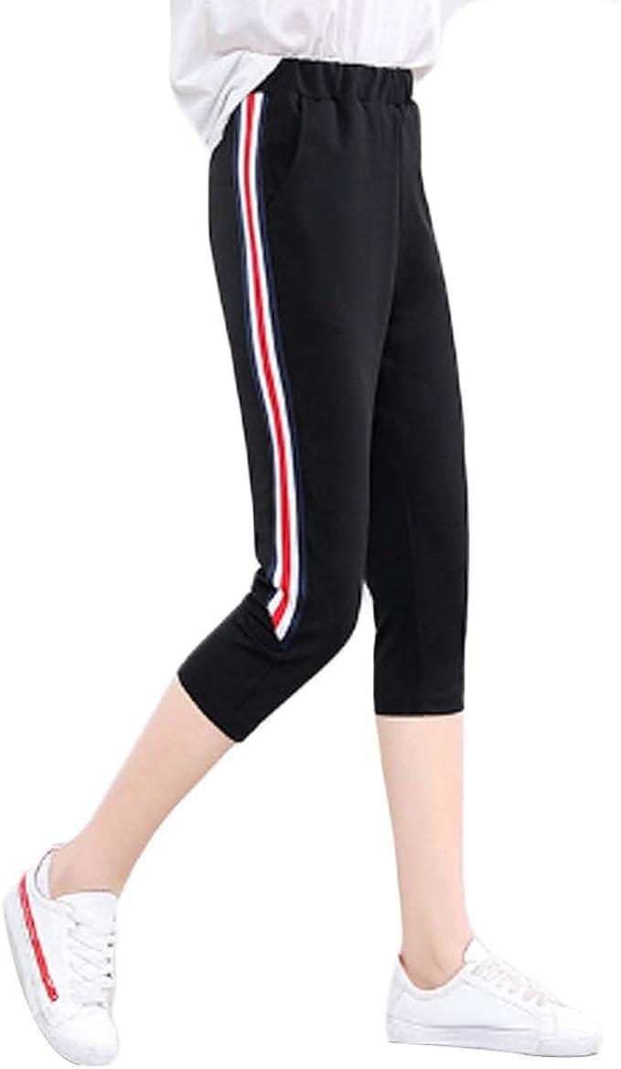 DAIYO Chándal de algodón Pantalones Deportivos para Mujeres Que ...