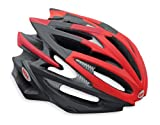 Bell Volt Racing Bicycle Helmet Matte Red/Black BMC Limited Edition Large (59 - 63cm / 23.25 - 24.75'')