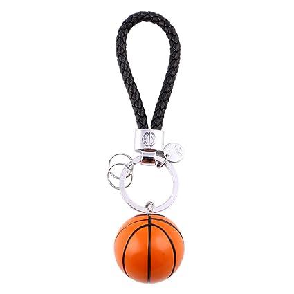 CQ Llavero de baloncesto Colgante Creativo Artículos deportivos ...