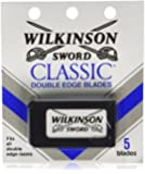 Wilkinson Sword Classic Double Edge Safety Razor Blades - Made in Germany
