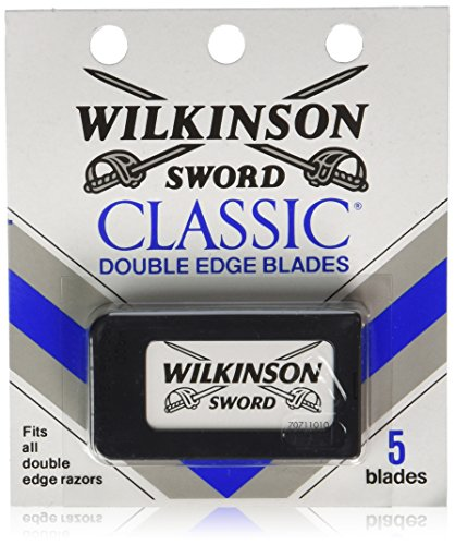 - Wilkinson Sword Classic Double Edge Razor Blades - 100 Ct
