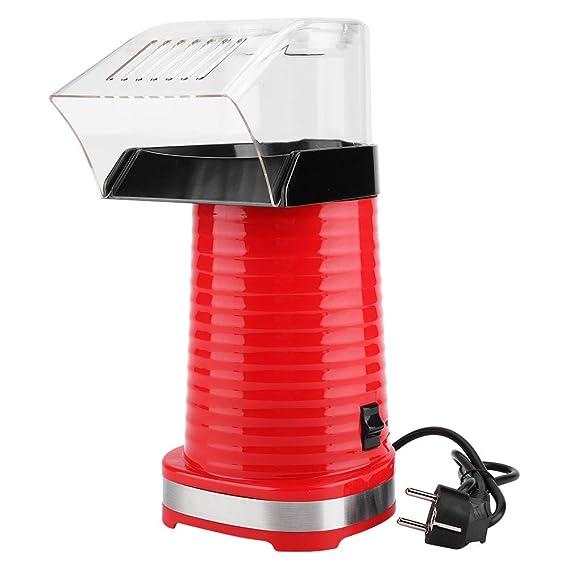 Mini Palomitero eléctrico Aire Caliente palomitas (Buena Niños Regalos 220 V 1200 W: Amazon.es: Hogar