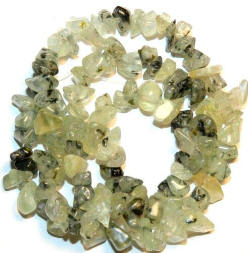 NG1720 Jade Green Prehnite Small 6mm - 8mm Nugget Chip Natural Gemstone Beads Crafting Key Chain Bracelet Necklace Jewelry Accessories Pendants